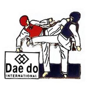 Pin TKD Daedo